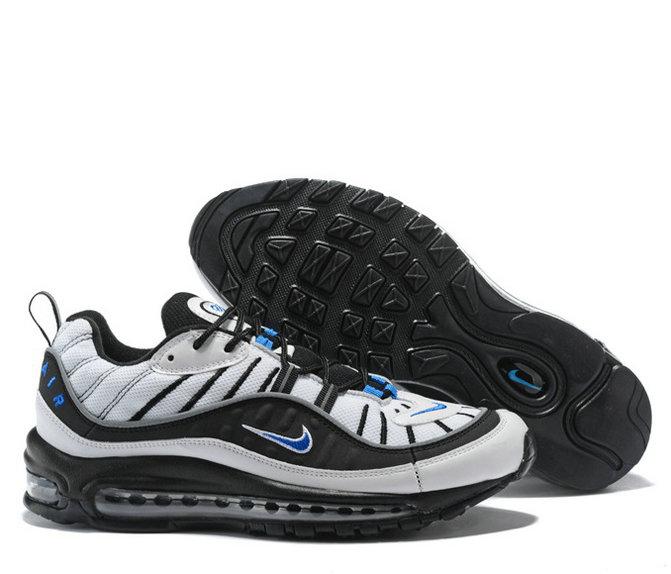 Wholesale Supreme X Nike Air Max 98 Men's Shoes for Sale-018