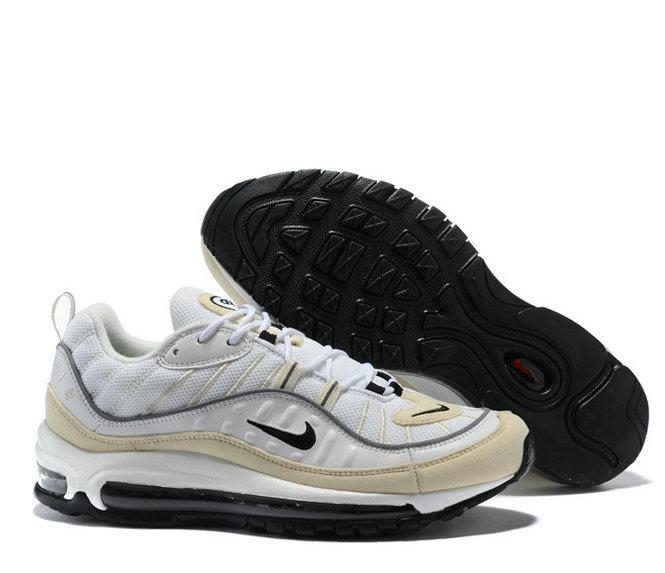 Wholesale Supreme X Nike Air Max 98 Men's Shoes for Sale-020