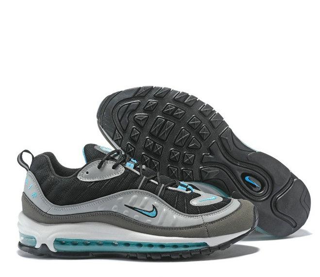 Wholesale Supreme X Nike Air Max 98 Men's Shoes for Sale-021