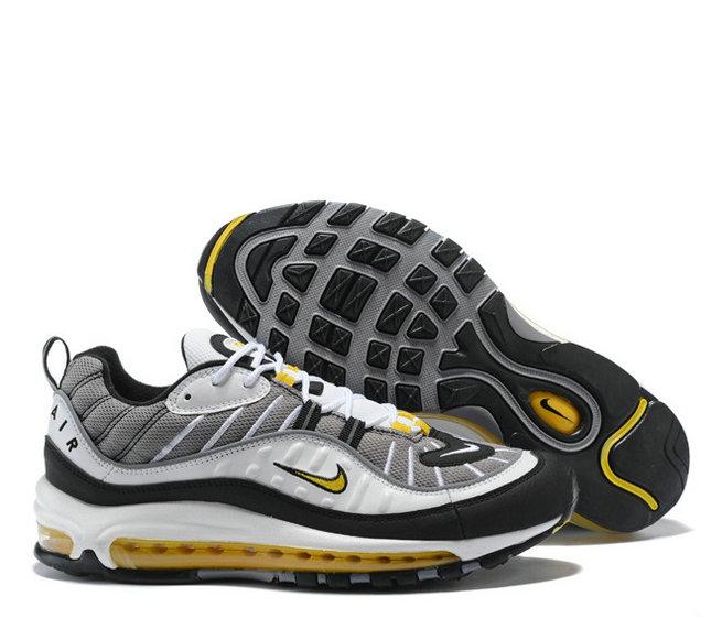 Wholesale Supreme X Nike Air Max 98 Men's Shoes for Sale-024