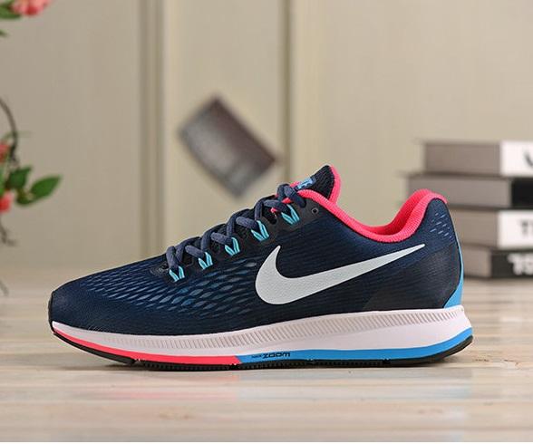 Wholesale Nike Air Zoom Pegasus 34 Men Running Shoes-011
