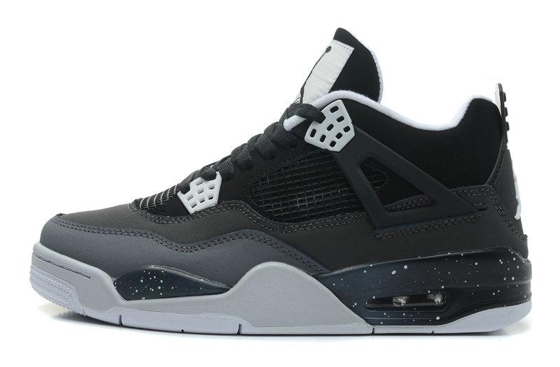 Wholesale Jordan Retro 4 Men's Basketball Shoes-012