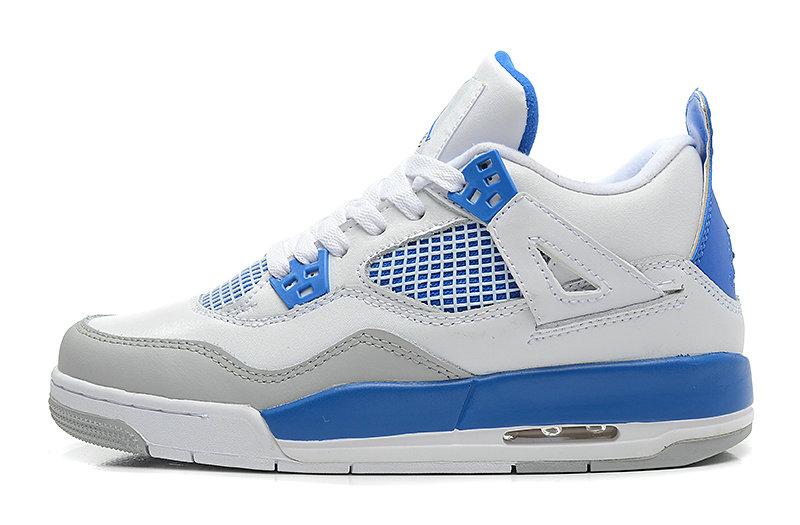 Wholesale Jordan Retro 4 Men's Basketball Shoes-016