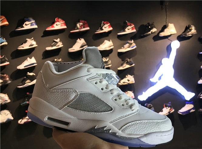 Wholesale Cheap Air Jordan 5 Women Shoes-003