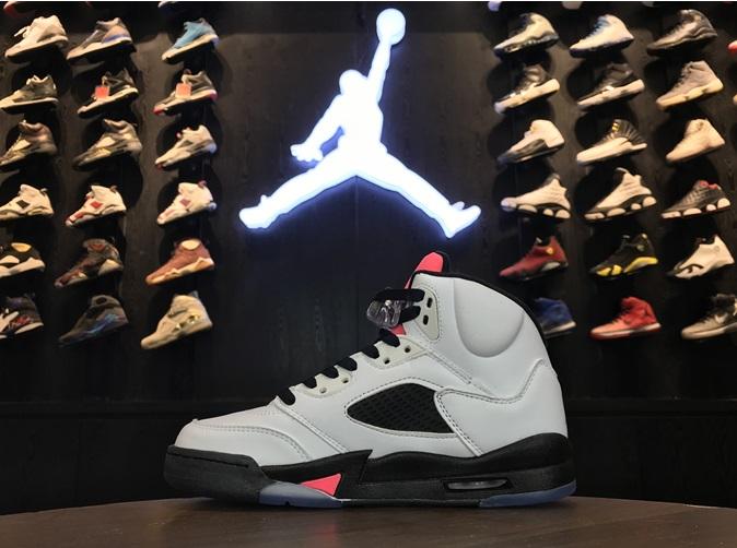 Wholesale Nike Air Jordan V 5 Womens Shoes-005