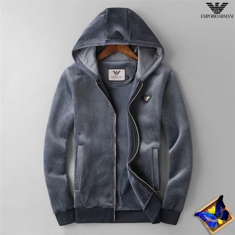 Wholesale Armani Exchange Men's Hoodies for sale-007