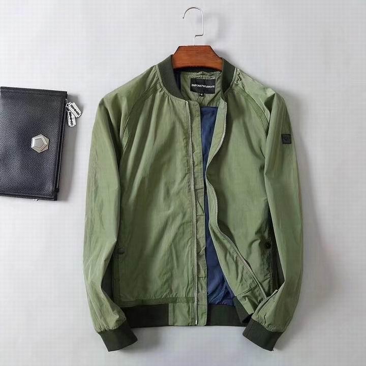 Wholesale Replica Armani Mens Jackets-033