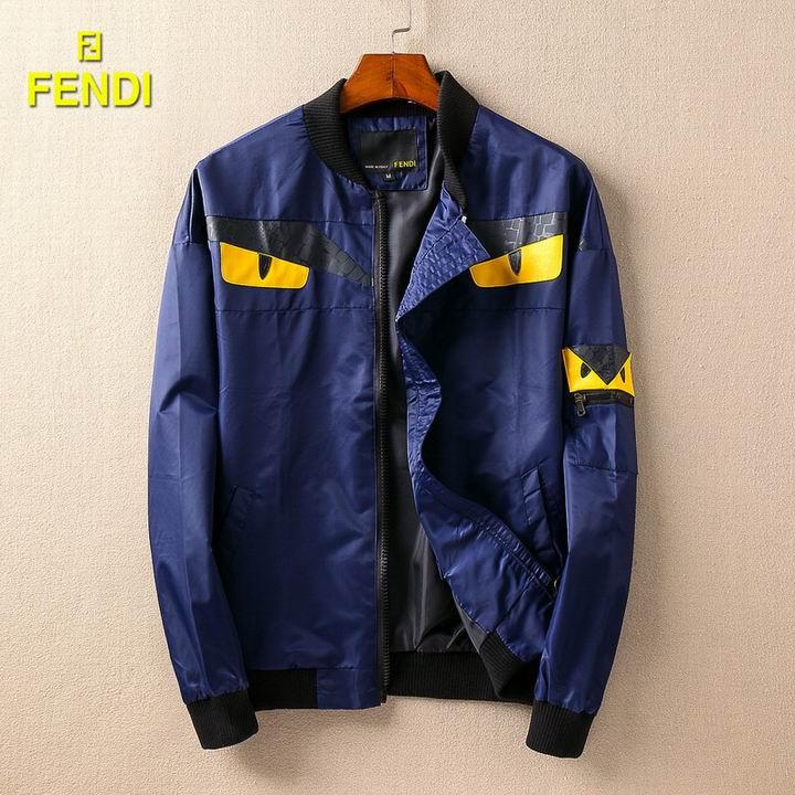 Wholesale Cheap Fendi Jacket for Men-010