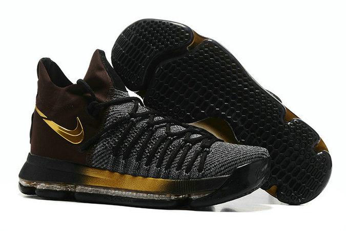 Wholesale Nike Zoom KD 9 Elite Men's Shoes-050