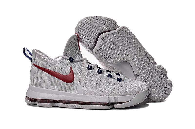 Wholesale Nike Zoom KD 9 Men's Basketball Shoes Cheap-066