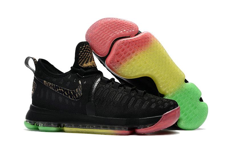 Wholesale Nike Zoom KD 9 Men's Basketball Shoes Cheap-071