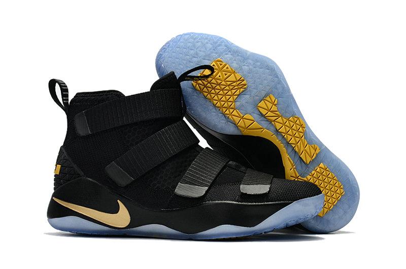Wholesale Nike Replica LeBron Soldier XI Men's Shoes For Cheap-067