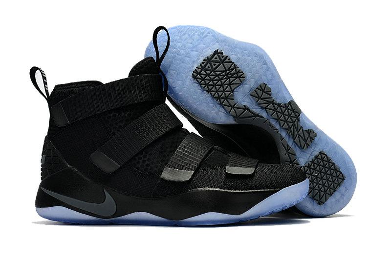 Wholesale Nike LeBron Soldier XI Men's Shoes For Cheap-072