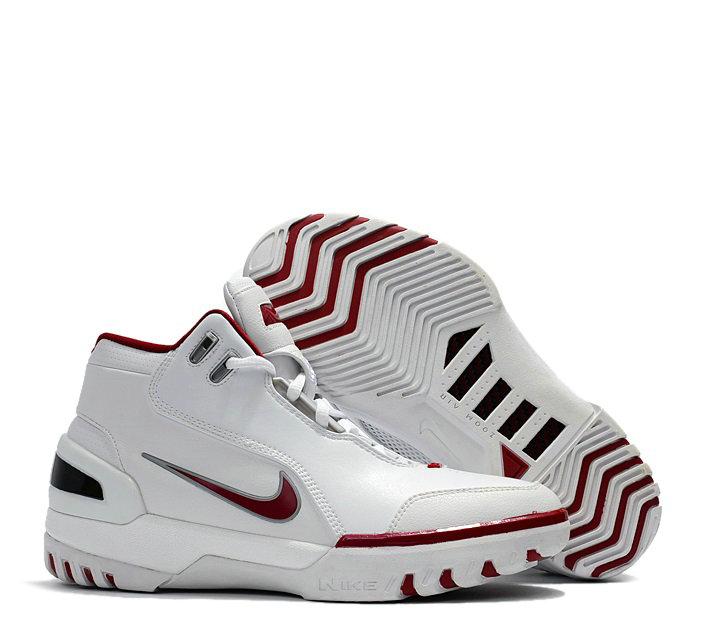 Wholesale Nike Lebron 1 Basketball Shoes for Cheap-001