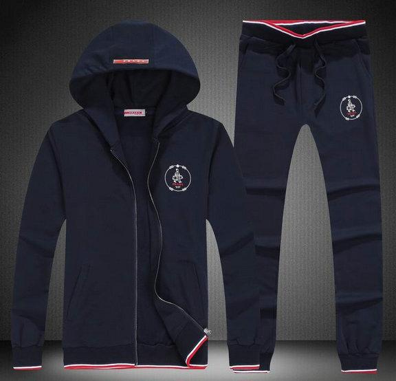 Wholesale Designer Prada Tracksuit for Cheap-046