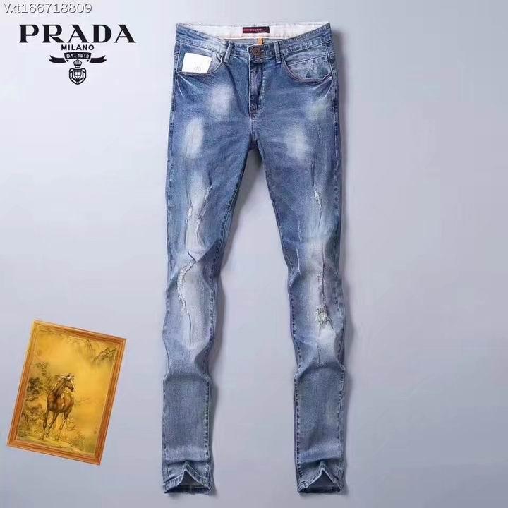 Wholesale Replica Prada Mens Jeans-001
