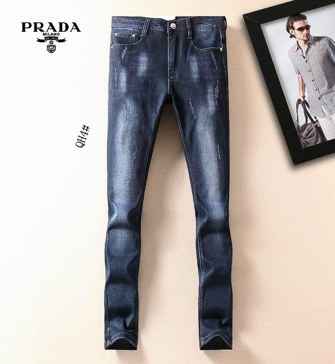 Wholesale Replica Prada Mens Jeans-013