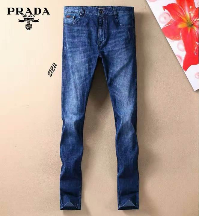 Wholesale Replica Prada Mens Jeans-016