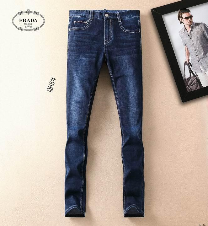 Wholesale Replica Prada Mens Jeans-017