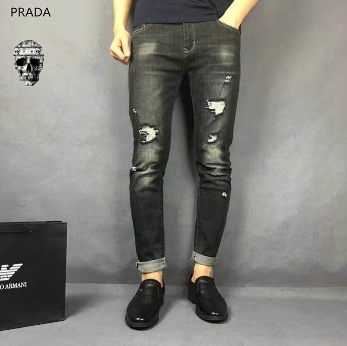 Wholesale Replica Prada Mens Jeans-006