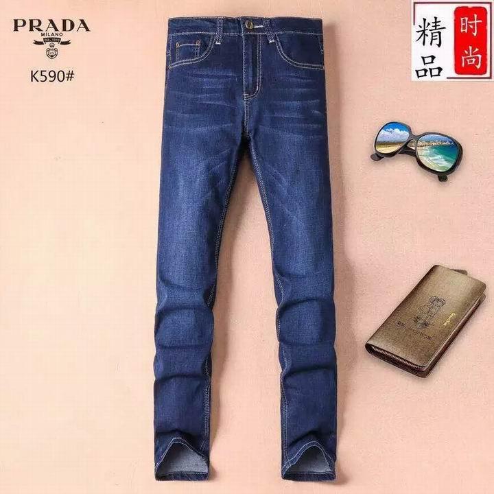 Wholesale Replica Prada Mens Jeans-007