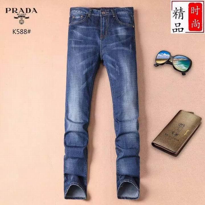 Wholesale Replica Prada Mens Jeans-008