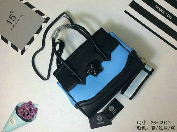 Wholesale Cheap Versace Replica Handbags Women-027