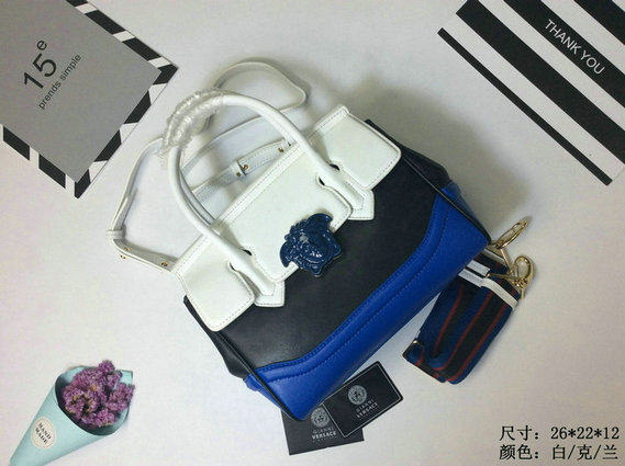Wholesale Cheap Versace Replica Handbags Women-030