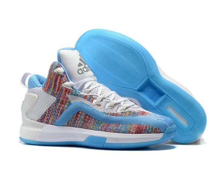 Wholesale adidas J Wall 2 Boost Primeknit Men's Shoes for Sale-001