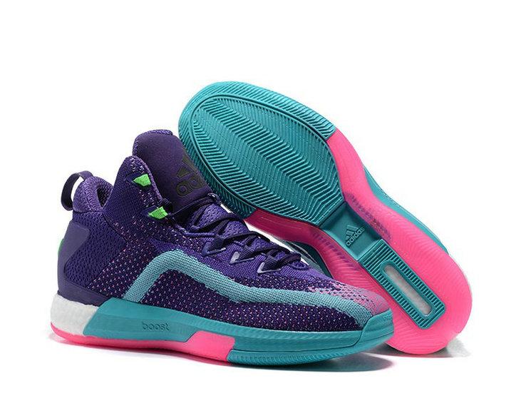 Wholesale adidas J Wall 2 Boost Primeknit Men's Shoes for Sale-007